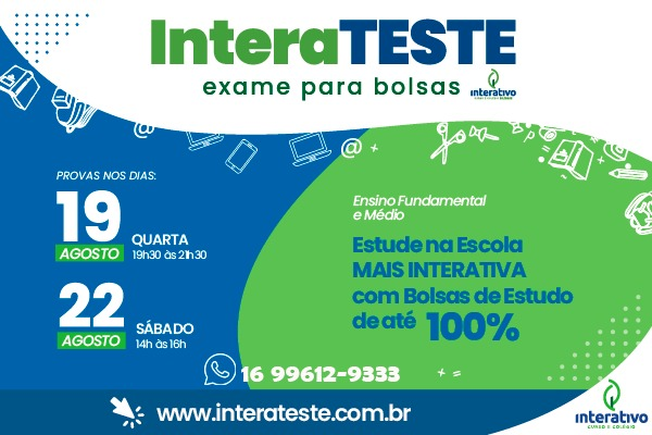 InteraTESTE